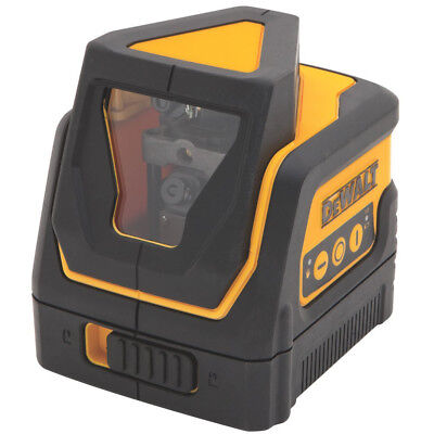 DEWALT360 Degree Laser Plus Cross line - DW0811