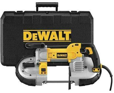 DeWALT DWM120K Variable-Speed Deep Cut Portable Band Saw Tool Kit