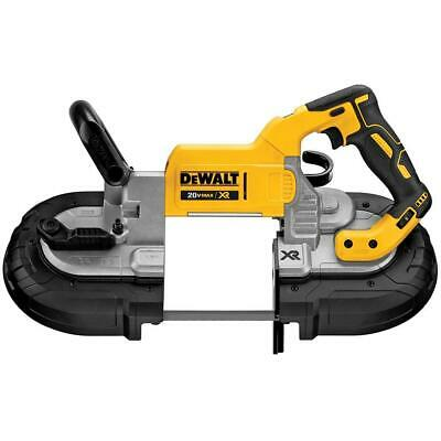 DeWALT DCS374B 20-Volt 5-Inch Cutting Depth Variable Speed Band Saw - Bare Tool