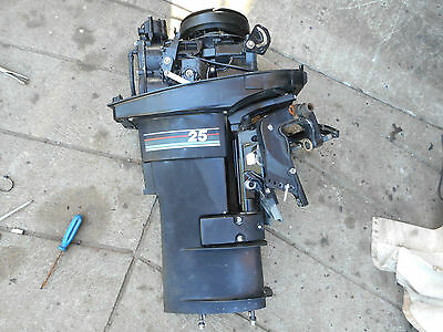 MERCURY/MARINER OUTBOARD  25HP wrecking ,all parts available from $10.00