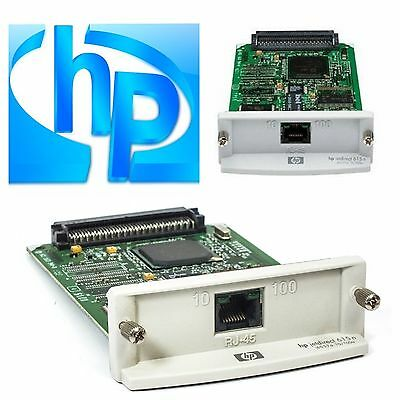 Hp Jetdirect Network Card For Laserjet 2200 2200N 10/100 Ethernet +Year Warranty
