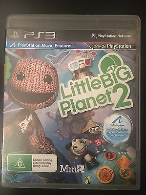 Little Big Planet 2 (Sony PlayStation 3, PS3)