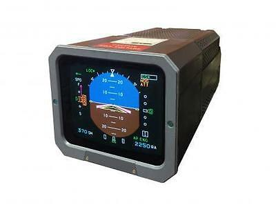 RAF Aircraft Honeywell ED-800 Electronic Display