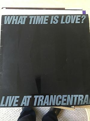 Klf What Time Is Love12""