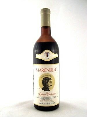 1973 MARIENBERG WINES Shiraz Cabernet Isle of Wine