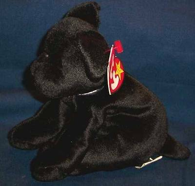 TY Beanie Baby Luke the Lab Retired Mint Tag b10a