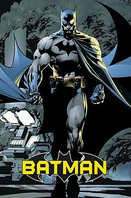 "Dc Comics Batman Poster ""classic"" Licensed ""brand New"""