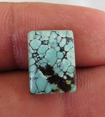 6.45Cts 100% Natural Attractive Turquoise 14X10 Cabochon  Loose Gemstone
