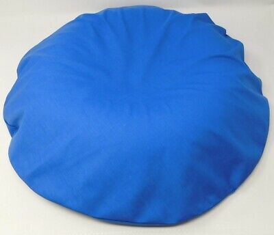 Comfortnights Surgical Ring Cushion with washable Blue poly cotton cover