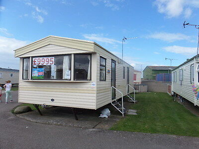 Sited Cheap Static Caravan For Sale On North Wales Coastal Park