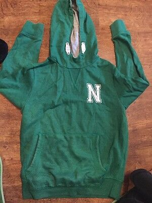Green Next Age 9 Hoody
