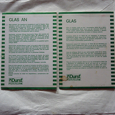Durst Glass Anti Newton And Clear Glass For Durst 138
