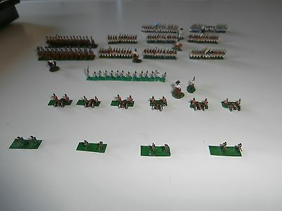 Painted 6mm Napoleonic  Austrian  Army