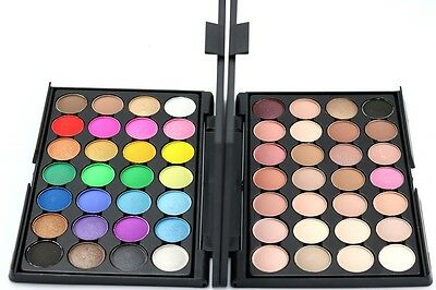 28 Colors Eye Shadow Makeup Party Cosmetic Shimmer Matte Eyeshadow Palette Set