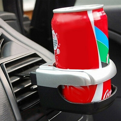 Auto Car Air Vent Bottle Can Coffee Drinking Cup Holder Bracket Mount Tray PL