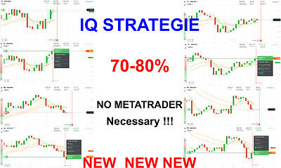 BINARY OPTIONS STRATEGIE IQ | 60 sec. | 70-80% | SIMPLY WITHOUT METATRADERS !!!!