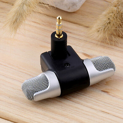 1pc New Mini Stereo Microphone Mic 3.5mm Mini Jack PC Laptop Notebook CK