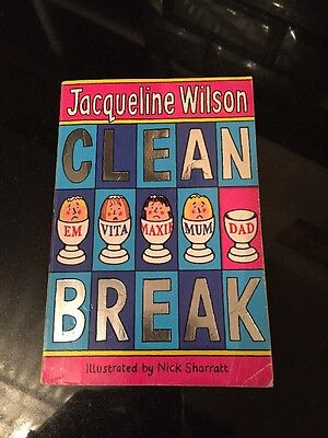Jacqueline Wilson, Clean Break