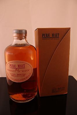 Nikka Pure Red Japanese Whisky 500ml