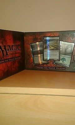 MTG Magic the Gathering From the Vault: Realms