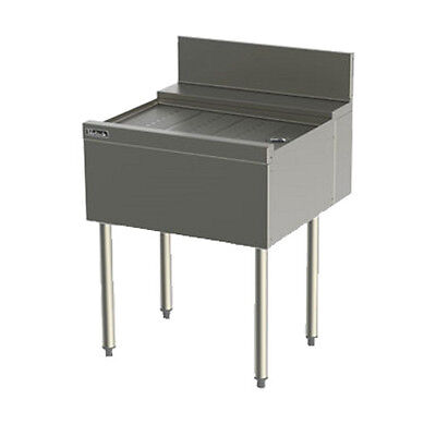 """Perlick TSF24 24"""" Underbar Drainboard With Embossed Top"""