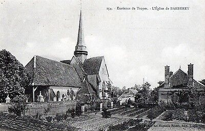 CPA - 10 - BARBEREY - Environs de Troyes - L'Eglise