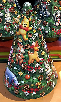 Mickey Shortbread Cookies Musical Gift Tin Christmas Holidays Disney Parks NEW