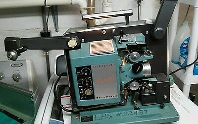 Bell & Howell 552 Filmosound 16Mm Film Projector