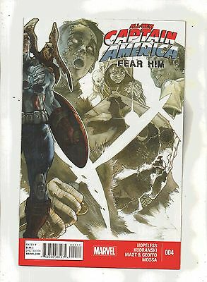 ALL NEW CAPTAIN AMERICA:FEAR HIM No 4 Chapter Four