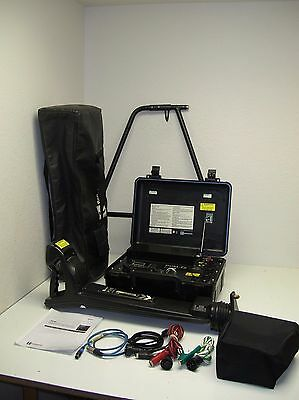 Radiodetection PCM Plus Rx & Tx  Cable Pipe Locator NEVER AS IS! W W Ship