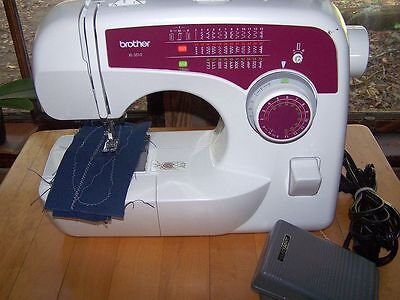 Brother XL-3510 Mechanical Sewing Machine Embroidery Quilting