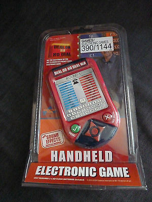 Deal or No Deal Handheld Electronic Game - Brand New