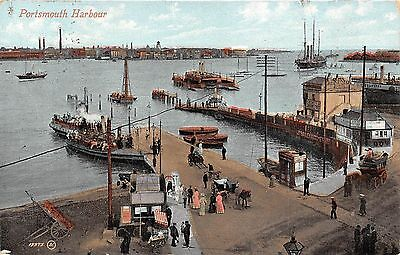 POSTCARD     PORTSMOUTH    Harbour