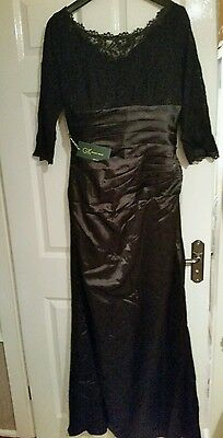 Prom evening dress ball gown size 12