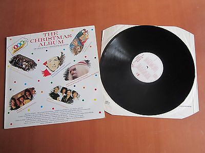 Vinyl LP - Now That's What I Call Music, The Christmas Album