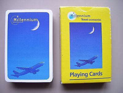 Millennium Travel Deck Of Playing Cards.(Unused=Mint)