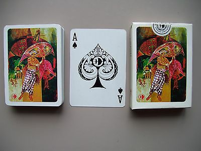 """Malaysian Airline System (Mas) """"kites"""" Deck Of Playing Cards.(Unused=Mint)"""