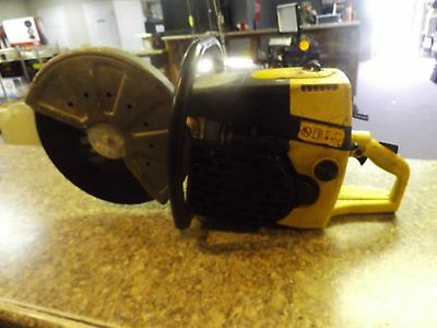 "Wacker BTS 935 14"" Concrete Saw - Made in Germany"