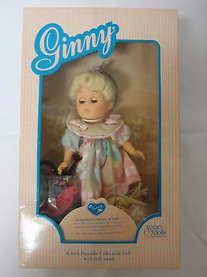 """8"""" Vogue Ginny Doll Collector #71455 - Ginny And Friends Collection 1988"""