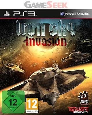 Iron Sky : Invasion - Playstation Ps3 Brand New Free Delivery