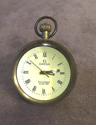 Vintage / Antique Desk Watch / Clock