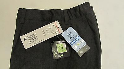 Grey School Trousers age 11-12yrs New with tags