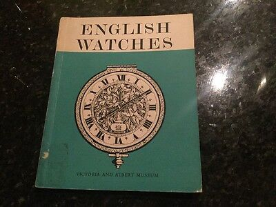 English  Watches, 1969, Types, Terms, Eminent Watchmakers, English, Clock