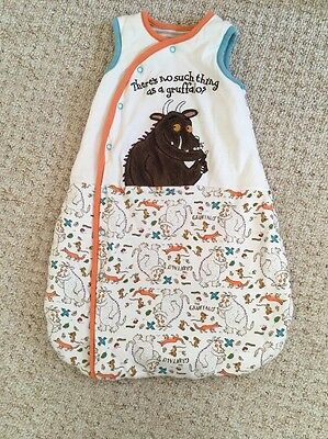 Gruffalo Winter (2.5 Tog)Sleeping Bag/grobag Age 0-6 Months.