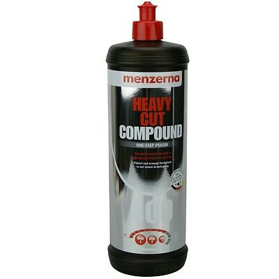 Menzerna Heavy Cut Compound HC400 Schleifpolitur 1000ml