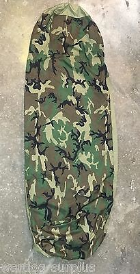 New Woodland Camo Military USGI Goretex Bivy Cover USMC US Army MSS Without tags