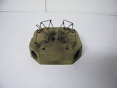 Vintage 4 Hole Mouse Trap - Wood & Wire