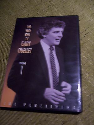 The Very Best of Gary Ouellet - Vol 1.  Magic DVD