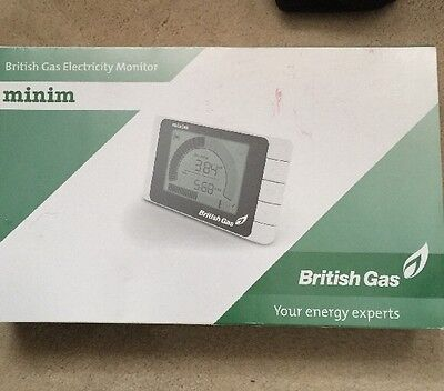 british gas electricity monitor