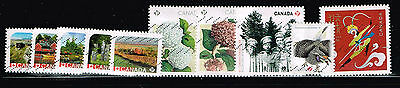 2016-4 Canada stamps used